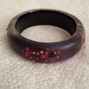 Alexis Bittar Crystal Bracelet